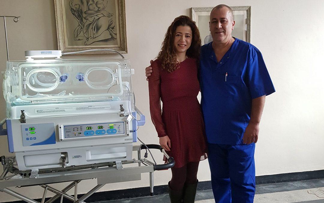 Болницата в Горна Оряховица получи кувьоз