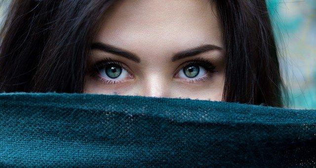 Две хубави очи, от д-р Вяра Димова